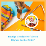 Clown Edgar Podcast - Lachen im Schrank