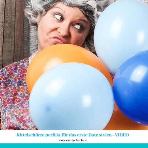 Tante Helga Kittelschürze - lustiges Video